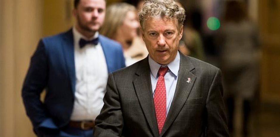 FAKE NEWS MEDIA Slams Rand Paul For Surgery In Canada…Leaves Out A Big Point