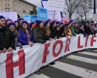WATCH: LIVE VIDEO Of Massive #MarchForLife…Media Ignores Them…Watch These Amazing Kids Here