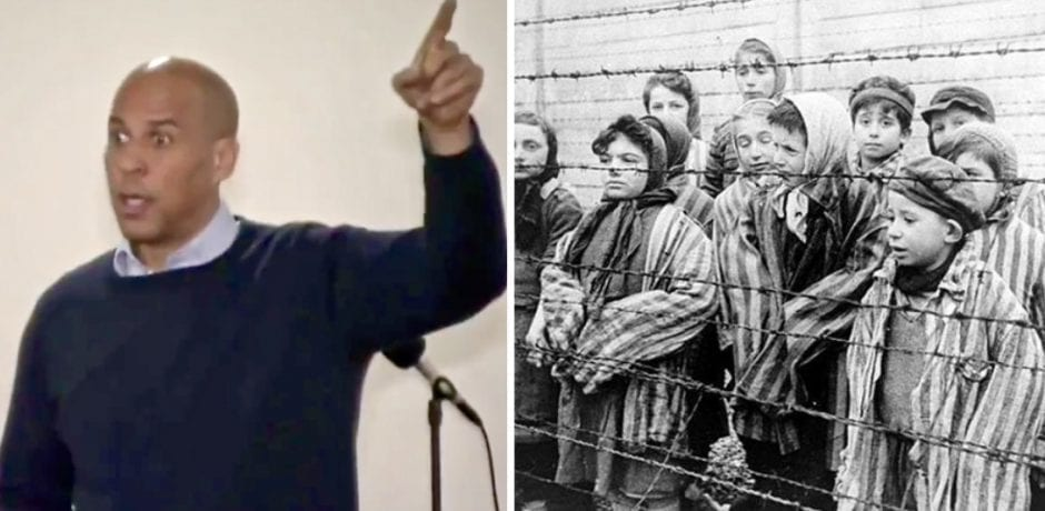 """WATCH: """"SPARTACUS"""" BOOKER Says Adopting """"New Green Deal"""" Is Same As Defeating Nazis…Putting A Man On The Moon"""
