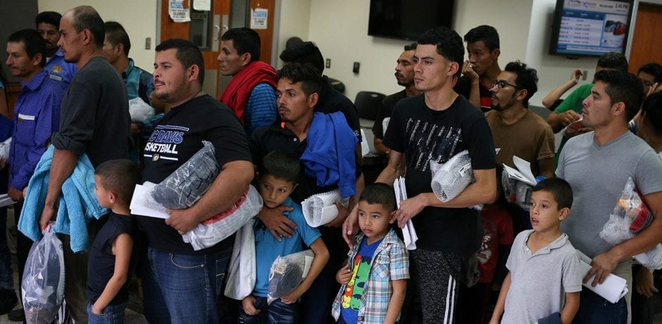 HERE WE GO…Eight Illegal Alien Families Sue American Taxpayers For MILLIONS