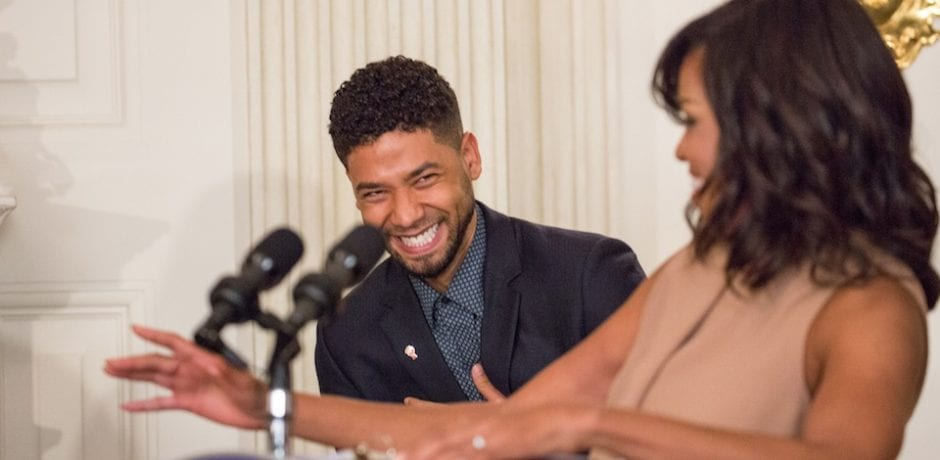 BREAKING: NEW VIDEO Appears To Reveal Jussie Smollett Had Rope Around His Neck BEFORE The Alleged Attack Took Place