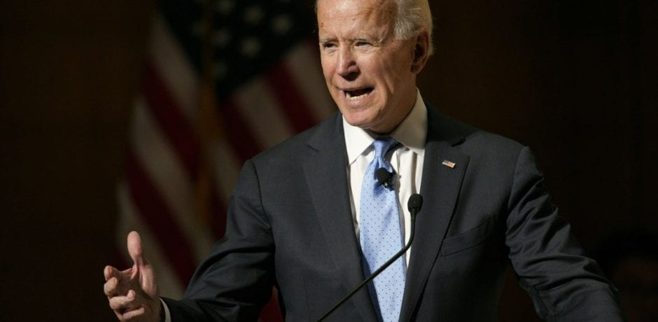 "Biden Tells Story Of Finding Women In The ""Hood"" To Teach How To Code [Video]"