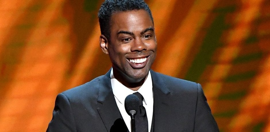 "CHRIS ROCK Goes Against NAACP Image Award Rules To Blast Jussie Smollett: ""You Don't Get No Respect From Me"" [Video]"