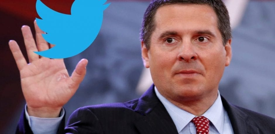 BREAKING: Rep. Devin Nunes Sues Twitter For $250 MILLION For Censoring Conservatives