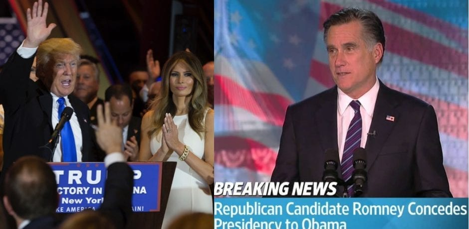 "MITT ROMNEY: 2012 Presidential Race Loser Says He's ""Sickened"" By Trump's Behavior In Mueller Report"
