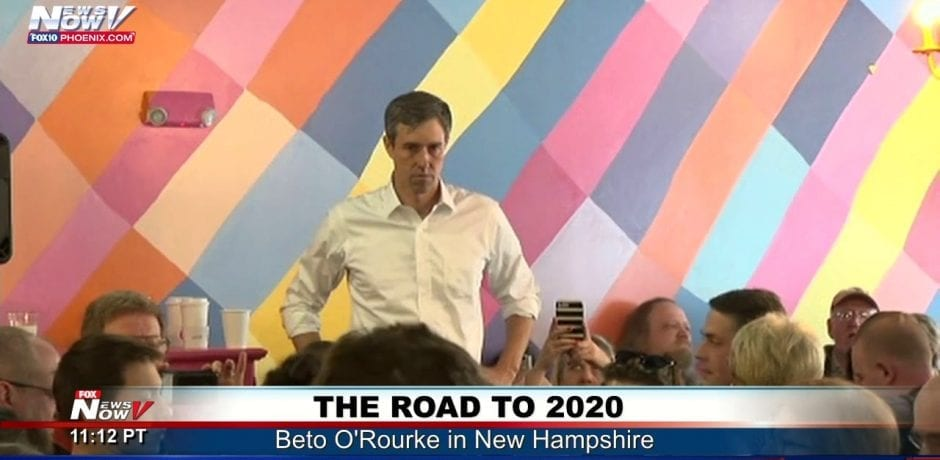 WATCH: BETO O'ROURKE Caught Lying, Taking Money from Lobbyist…Supporters Still Clap [Video]