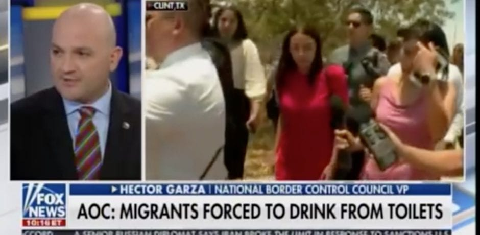 BORDER PATROL COUNCIL VP: AOC Is LYING About Trip To Detention Facility…DEMANDS Release Of Video Showing Her Visit
