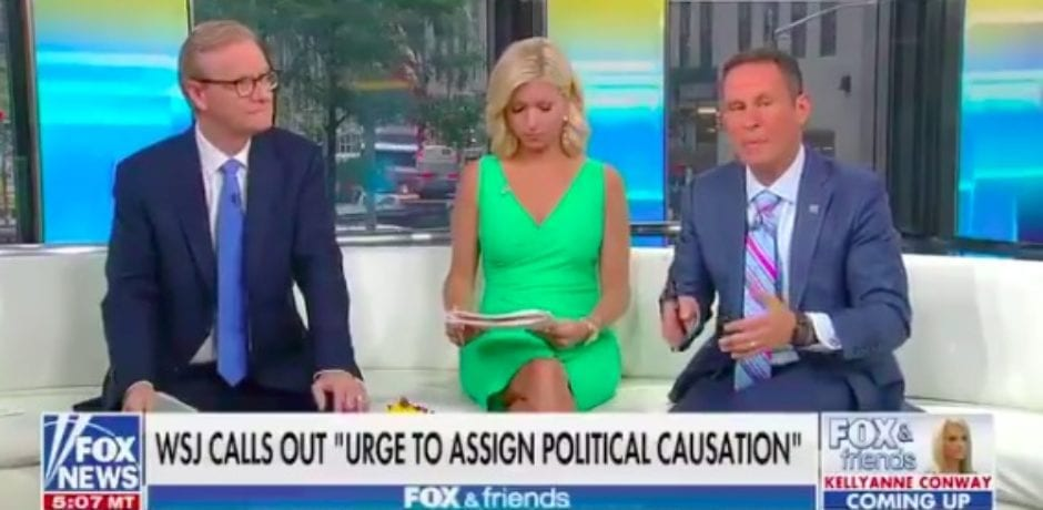 "VIDEO: Fox Host Brian Kilmeade Takes Heat for Using the Word ""Invasion""…""It's not anti-Hispanic, it's a fact."""