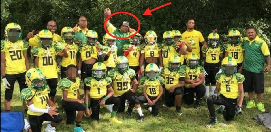 PEE-WEE FOOTBALL COACH Tries To Break Up Post-Game Fight…Gets Shot Dead [VIDEO]