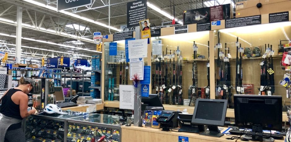 JUST IN: WALMART CAVES To Gun-Control Crowd…Will Stop Selling Certain Types Of AMMO…No More OPEN CARRY In Stores