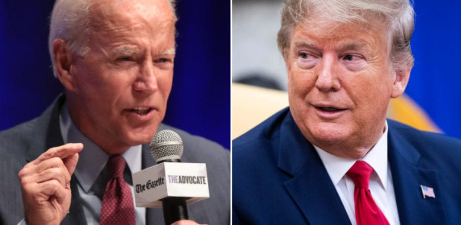 "Trump Calls Out 'Very Corrupt' Joe Biden After Biden Says Hunter Biden Testifying on Impeachment is a ""Diversion"""