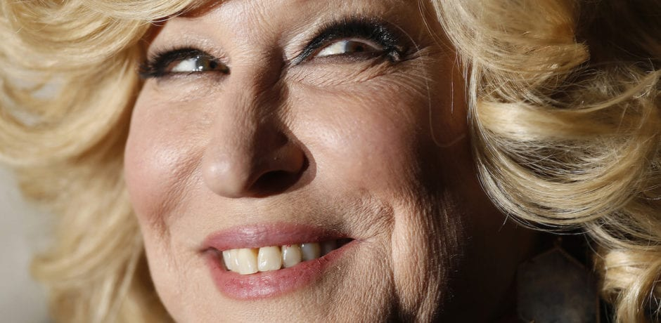 "Bette Midler: ""Be Grateful for the Neighbor Who Beat the Sh*t Out of Rand Paul."""