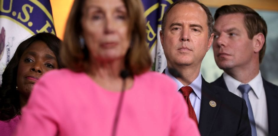 WOW! GOP LAWMAKERS Form United Front Against LYING Adam Schiff…Demand He Steps Down…BLAST Nancy Pelosi, Dems For Blocking Censure Vote