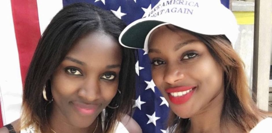 Massive Blow To Democrats…Support For Trump With Black Voters Up To 34%