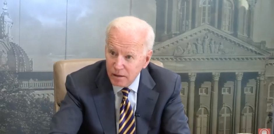 "Joe Biden: Millions Are Crossing Venezuelan Border Into Bolivia (Bolivia Is NOT On Venezuela's Border) While Trump Administration Has ""Thumb In Their Ear"" [Video]"