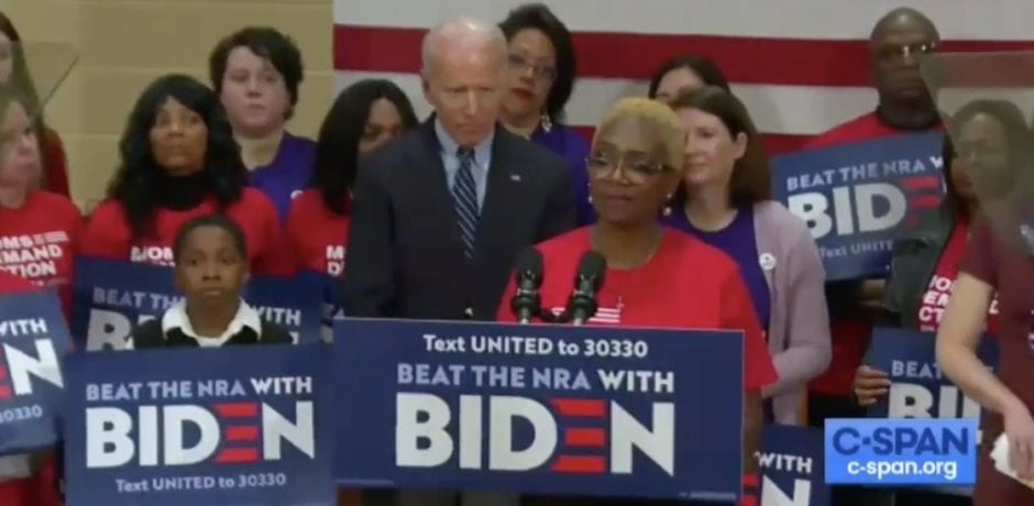 """#JoeMentia Is Catching! Joe Biden Supporter Introduces Him At Ohio Rally As """"Next Vice President"""" [VIDEO]"""
