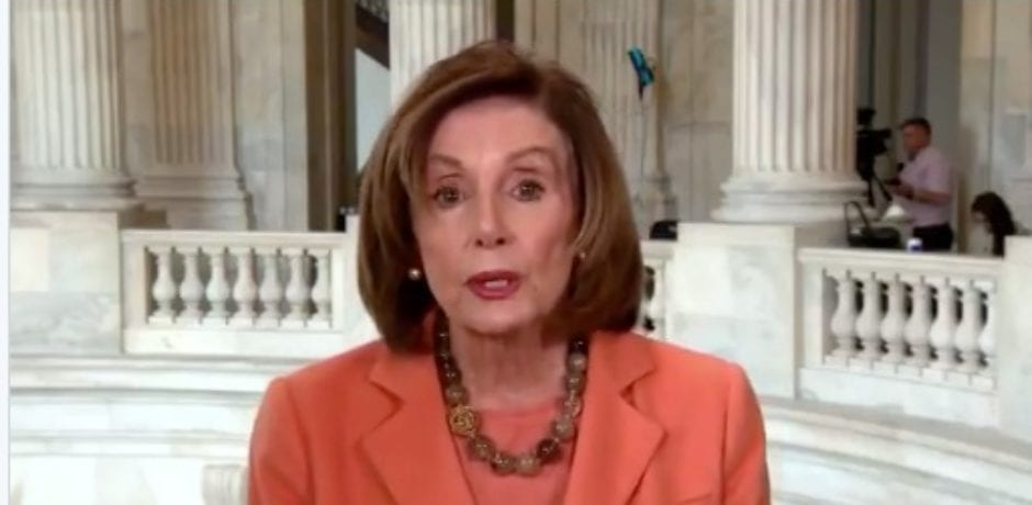 "Nancy Pelosi Claims We Haven't Seen a Pandemic for ""Over 100 Years""…H1N1 Killed 12,469 Americans in 2009"