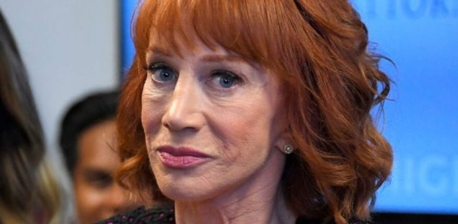 BREAKING: Former Comedian Kathy Griffin Doubles Down…Admits She Advocated For Someone To Kill Trump On Twitter