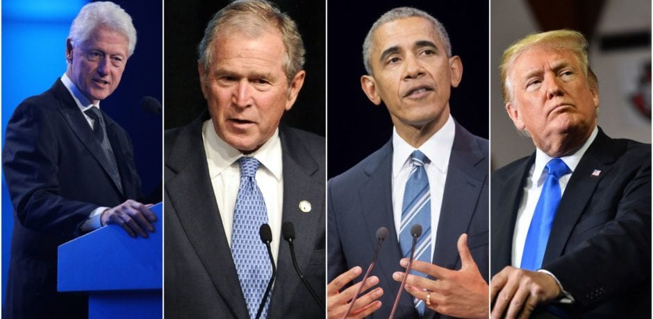 Video Clip Exposes Left's Hypocrisy: Trump Says The Same Things as Past Presidents Dealing with Riots
