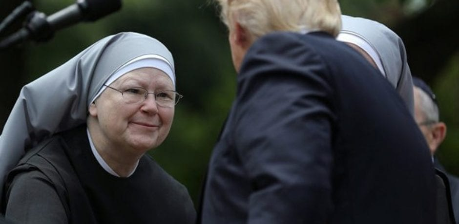 PRO-LIFE WIN: Supreme Court Upholds Trump's Protection of Little Sisters From Funding Abortions