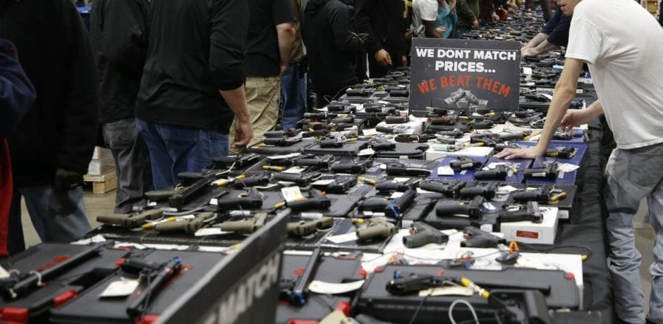 National Shooting Sports Foundation Reports Nearly 5 Million First-Time Gun Buyers So Far In 2020