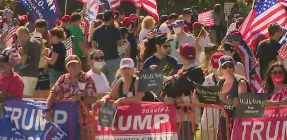 Video: Silent Majority Shows Up in Liberal Beverly Hills to Support #WalkAway Campaign
