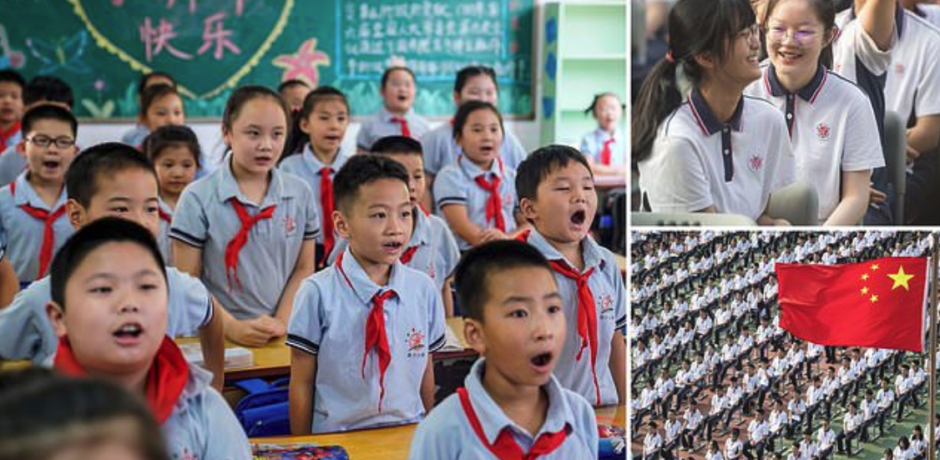 BREAKING: Children in Wuhan Start School as Normal; China Declares 'A Decisive Victory' Against Coronavirus