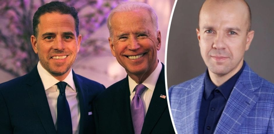 "BREAKING: Delaware Computer Repair Shop Owner Turns Copy Of Bombshell Files On Hunter Biden's Computer Over To Giuliani Lawyer...Emails Show Hunter Introduced Joe Biden To Burisma Exec...Asked Hunter To ""use your influence on company's behalf"""