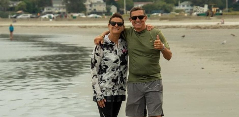 """""""Tyranny will not topple us""""...Flynn Family Statement to America After President Trump's Pardon"""
