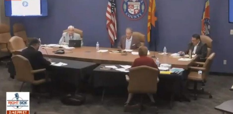 Maricopa County, AZ Board Of Supervisors REFUSES TO COMPLY With Senate Subpoenas To Turn Over Dominion Voting Machines For Audit [VIDEO]