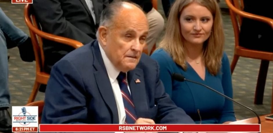 BREAKING BOMBSHELL: City of Detroit Career Employee and Whistleblower, Jessy Jacob Makes Surprise Appearance At MI House Hearings On Voter Fraud [VIDEO]