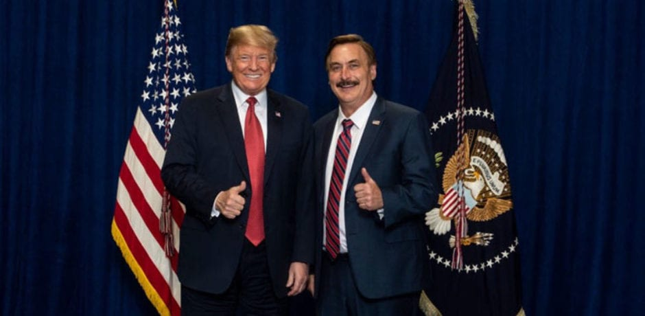 """Mike Lindell Promises Pre-Release VIP Access, """"One Of The Biggest Announcements Ever"""" For Launch Day of New Free Speech Platform Next Week"""