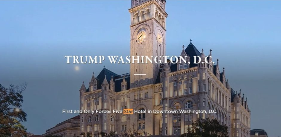 5-Star President Trump Gives Permission for US Troops to Stay at Trump Hotel in Washington DC