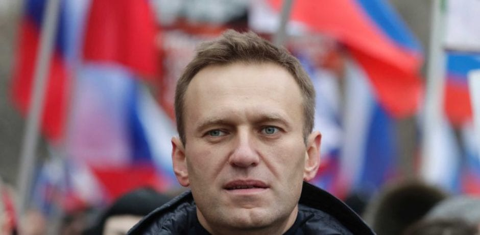 JUST IN: Washington Calls On Moscow To Release Russian Opposition Leader Alexei Navalny 'Immediately And Unconditionally'