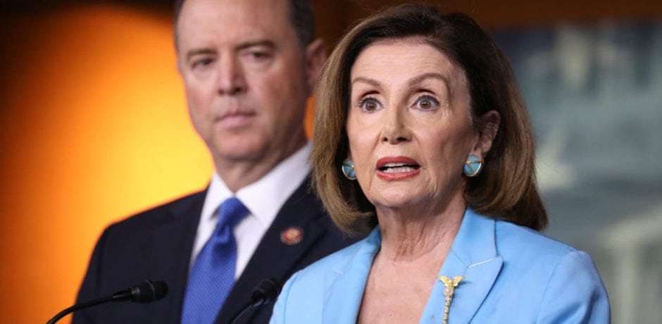BREAKING UPDATE: House Impeachment Managers PANIC, Decide Not To Call Witnesses After Trump Legal Team Announces Pelosi Will Be Called In