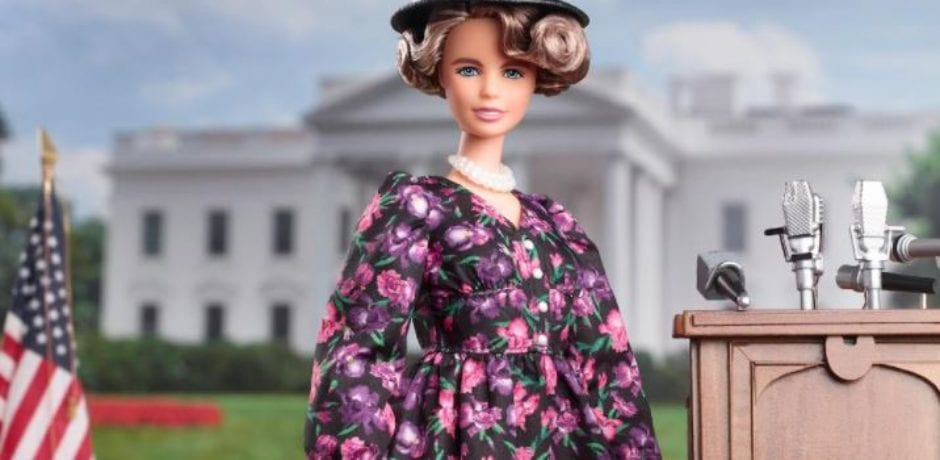 Liberals Ban Dr. Seuss Books...But Will Let Your Kids Play With New Eleanor Roosevelt Barbie