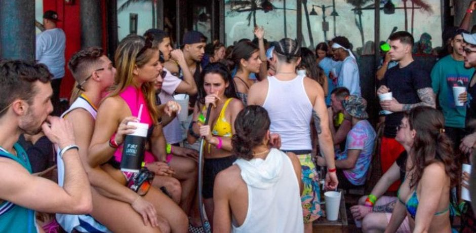 Leftist California University Offers To Pay Would-Be Spring Breakers $75 Not To Travel...Would You Take It?
