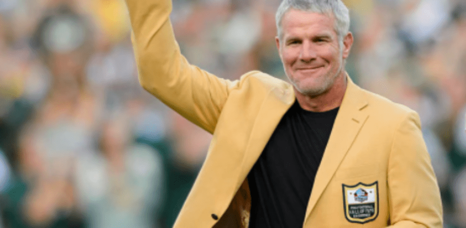 "NFL Legend Brett Favre Wants Politics Out of Sports... ""I want to watch a game!"""