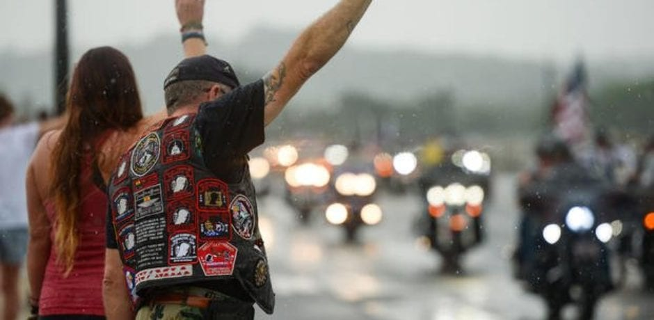WATCH LIVE: Rolling to Remember Expects Record Turnout in D.C. After AMVETS Was Denied a Permit