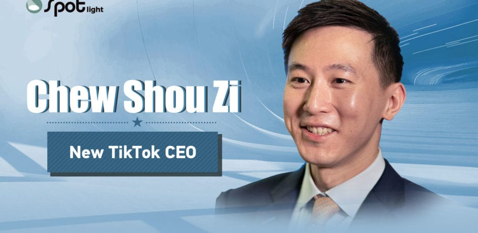 New TikTok CEO was Once CFO for Chinese Military-Linked Tech Firm Slammed By Trump