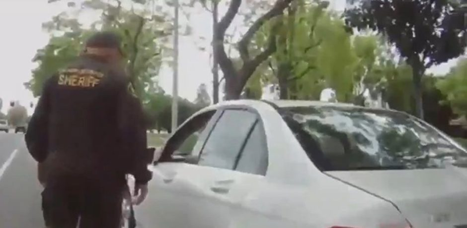 """Black Driver Tells Hispanic Deputy """"You'll Never Be White"""" In Disgusting Confrontation"""