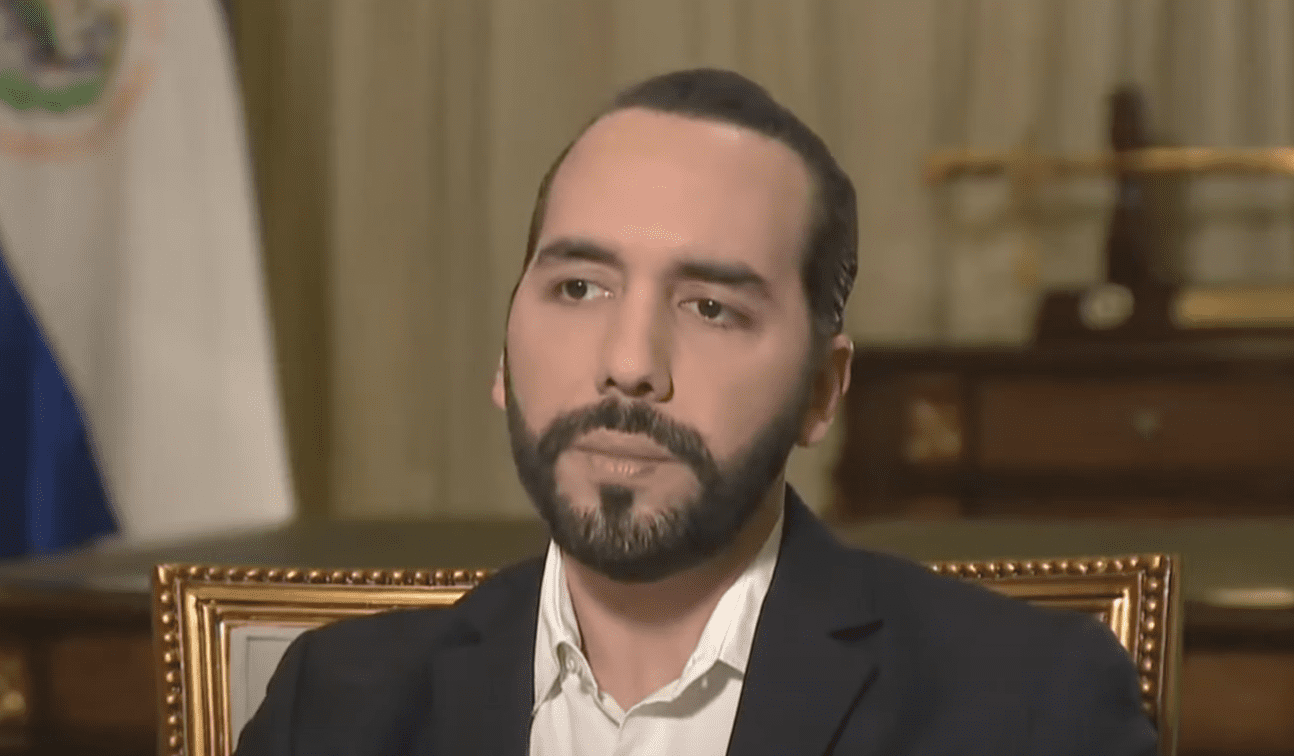 BREAKING VIDEO: President of El Salvador Busts Biden on Freebie Incentives for Illegal Immigrants