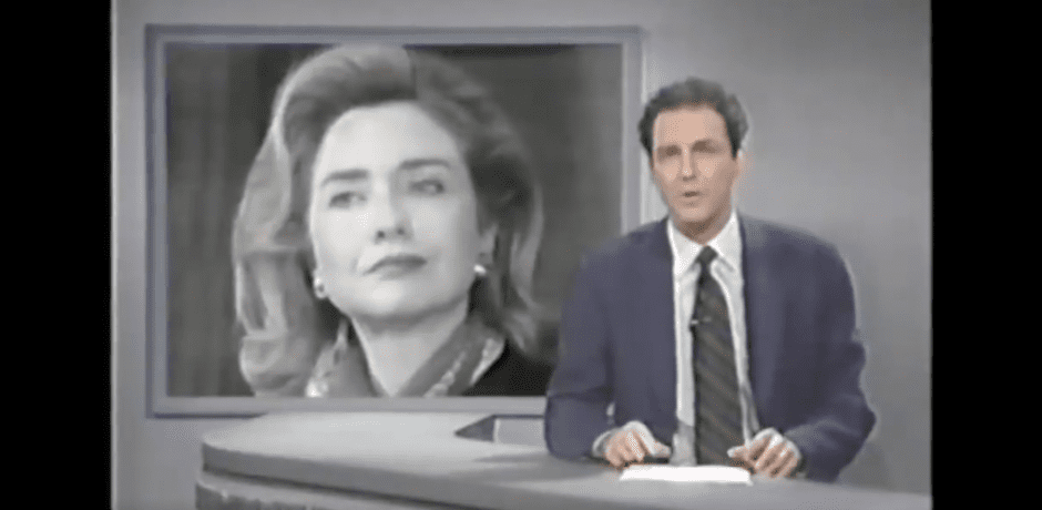 TRIBUTE: Comedian Norm Macdonald's Brutal Jokes Directed at Hillary Clinton [Video]