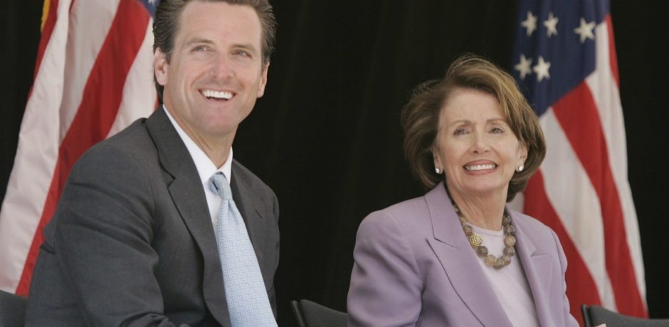 Tyrannical Lockdown CA Gov Newsom Fights To Exempt Union That Gave His Recall Campaign $1.75 Million From His COVID Vax Mandate
