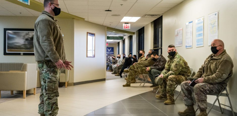 OVER 12,000 Active-Duty Air Force Personnel Will Not Meet Tyrannical Government's COVID Vaccine Mandate Deadline