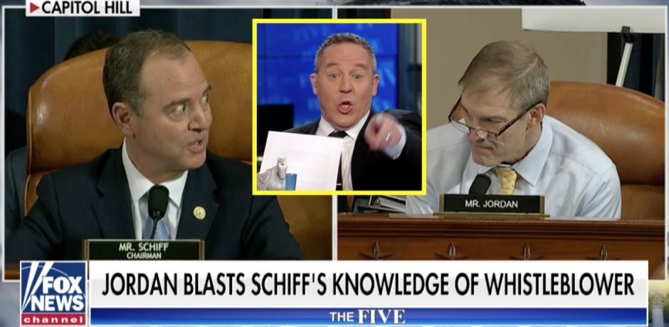 """The Five's"" Greg Gutfeld Brilliantly Dissects Democrat Party's Impeachment Circus and Their ""Bug Eyed Zombie"" Ringleader"