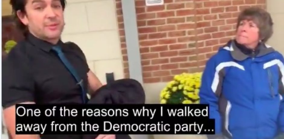"#WalkAway Founder Confronts Dem Protester in Epic Takedown: ""Fight every one of them until they back down"""